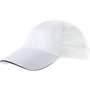 Kšiltovka Slazenger cool fit, bílá - reklamní bundy