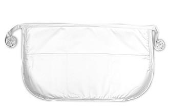 APRIONA Krátká zástěra značky The One, bílá - reklamní bundy