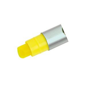 TALISI Kvalitní zvýrazňovač HAUSER se žlutou voskovou náplní