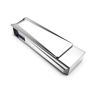 PARATUL Luxusní otočný kovový USB flash disk