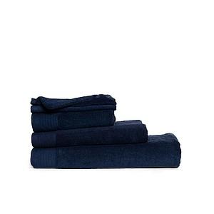 Klasický ručník ONE CLASSIC 50x100 cm, 450 gr/m2, barva námořní modrá ručníky s potiskem