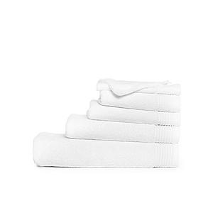 Ručník ONE DELUX 50x100 550 cm gr/m2, bílá