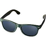 Sluneční brýle s žíhaným povrchem, námořní modrá