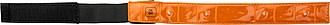REFLECTO Reflexní pásek se 4 LED světly, oranžový