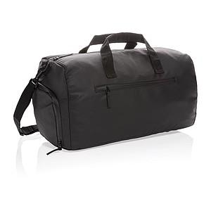 Černá víkendová taška Fashion PVC free, černá
