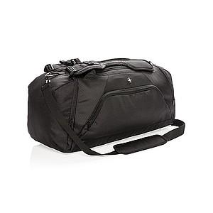 Swiss Peak RFID taška abatoh, černá