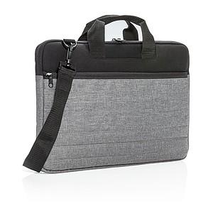 Taška na notebook 15, šedá