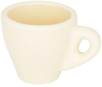 Perk barevný espresso hrnek, světle žlutá - reklamní hrnky