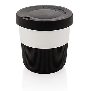 PLA hrnek coffee to go 280ml, černá