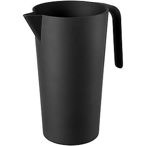 Bambusová karafa, objem 1,7 litru černá