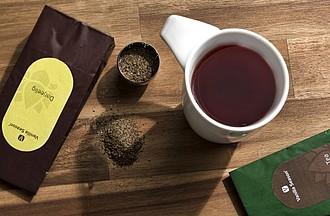 VS MUMBAI SADA hrnku a černého čaje reklamní zapalovač