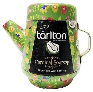 TIGLO Tea Pot Tarlton Cardinal Soursop Green Tea plech 100g