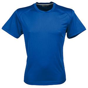SCHWARZWOLF COOL SPORT MEN funkční tričko, modrá XXL - reklamní trička