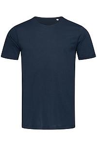 Tričko STEDMAN FINEST COTTON MEN tmavě modrá L - reklamní bundy