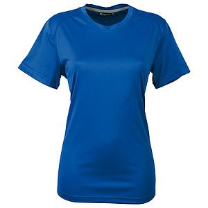 SCHWARZWOLF COOL SPORT WOMEN funkční tričko, modrá XL