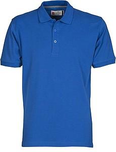 Polokošile PAYPER VENICE královská modrá M - reklamní trička
