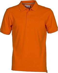 Polokošile PAYPER VENICE oranžová XXXL - reklamní bundy