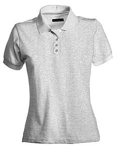 Polokošile PAYPER VENICE LADY šedý melír S - reklamní trička