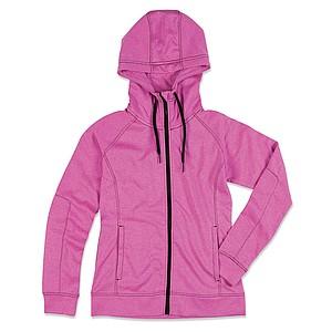 Mikina STEDMAN ACTIVE PERFORMANCE JACKET WOMEN růžová XL
