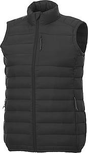 Pánská zateplená elevate vesta Pallas, černá L