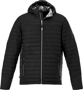 Pánská bunda Silverton insulated, černá L - reklamní vesty