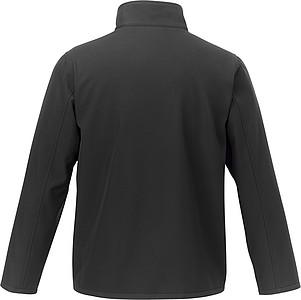 Pánská softshellová bunda elevate Orion, černá L