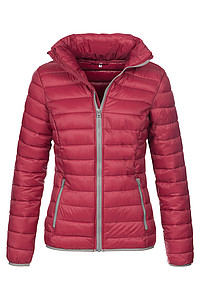 Bunda STEDMAN ACTIVE PADDED JACKET WOMEN červená S