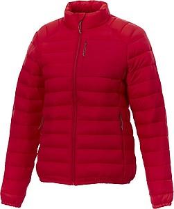 Dámská bunda ELEVATE ATHENAS WOMEN, tmavě červená L - reklamní bundy